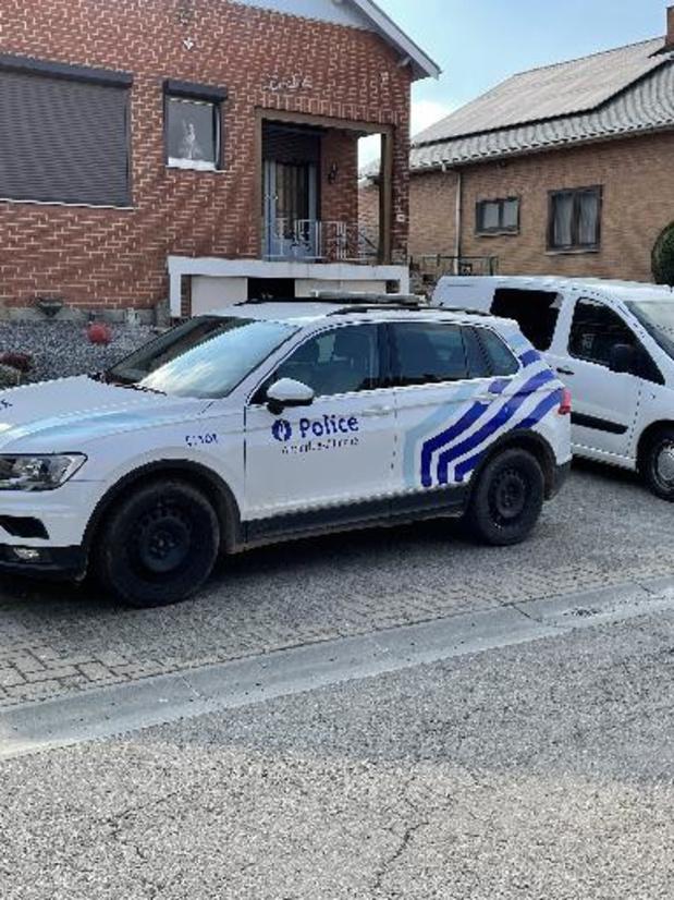 Un couple de personnes âgées découvert à Anderlues: un meurtre suivi d'un suicide