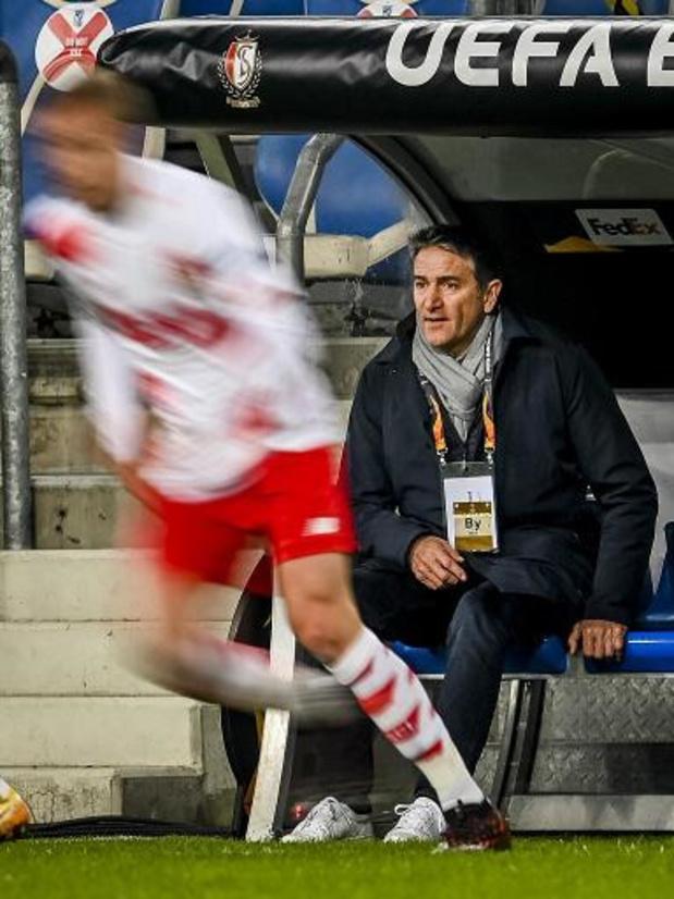 Europa League - Montanier zoekt geen excuses na nieuwe nederlaag