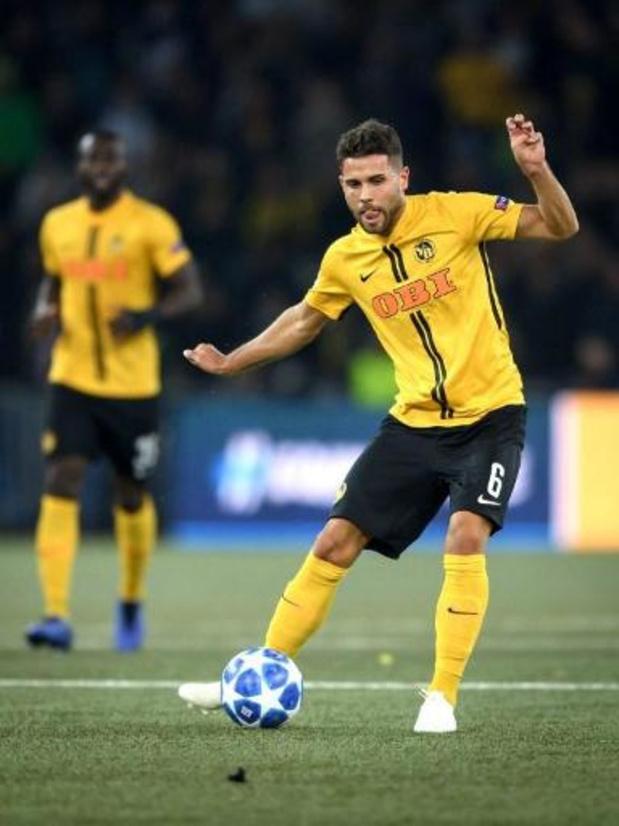 Waasland-Beveren haalt Zwitserse middenvelder Leonardo Bertone, Antwerp huurt Zuid-Koreaanse centrale verdediger Jae-ik Lee