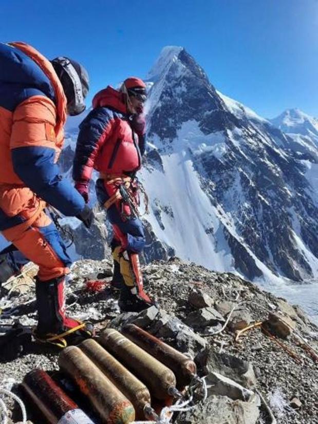 Zoektocht naar drie vermiste bergbeklimmers op K2 in Pakistan