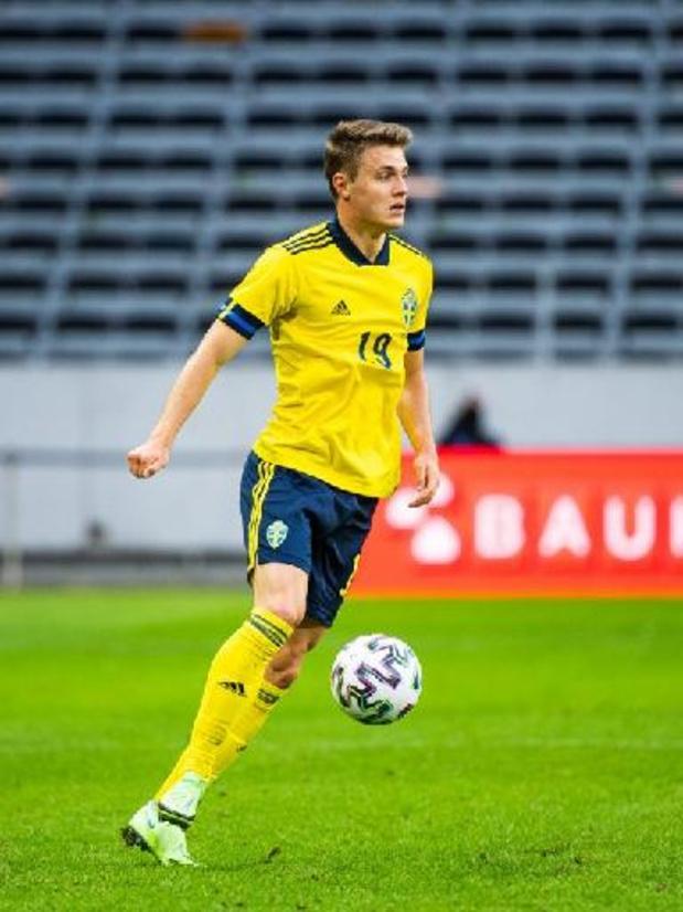 Mattias Svanberg, deuxième joueur suédois testé positif après Dejan Kulusevski