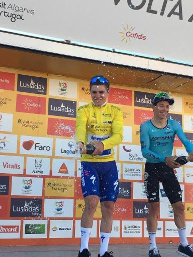 Tour de Burgos: Démonstration de Remco Evenepoel, vainqueur en solitaire en altitude et nouveau leader