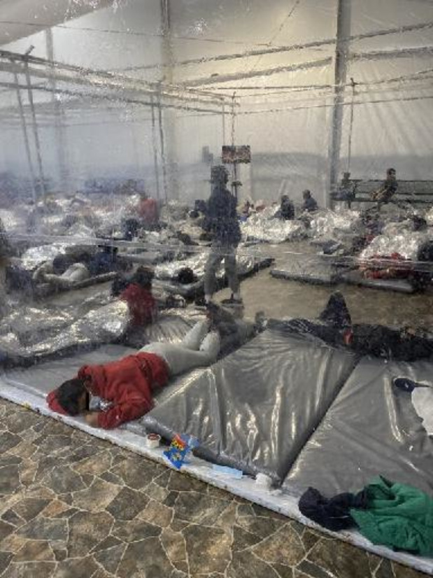 Crise des migrants - Un enfant mexicain de 9 ans meurt en tentant de rallier les Etats-Unis