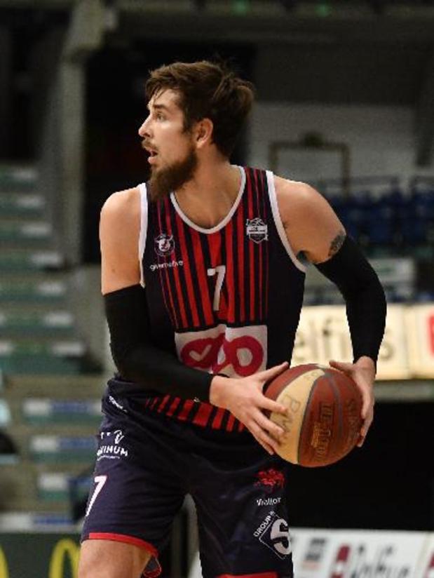 Euromillions Basket League: troisième victoire pour Liège; le Brussels surpris par Malines diminué