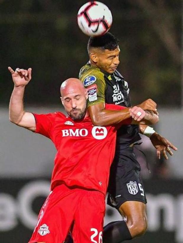 Laurent Ciman et Toronto éliminés en 8e de finale du tournoi MLS