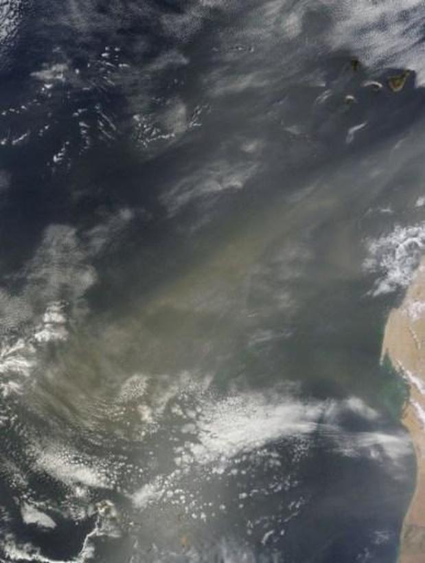 Luchtkwaliteit Benelux dit weekend mogelijk aangetast door Saharastof
