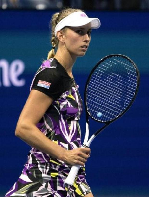 WTA Osaka - Elise Mertens dans le dernier carré