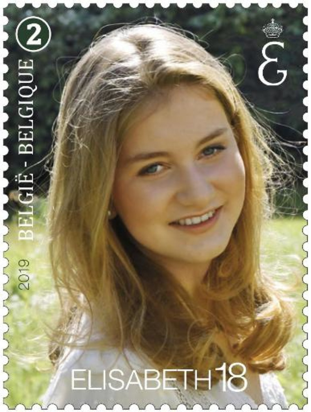 Les dix-huit ans de la princesse Elisabeth diffusés en direct