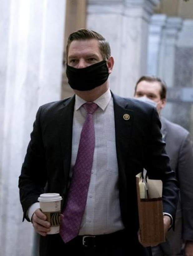 Un démocrate assigne Donald Trump en justice pour l'assaut du Capitole