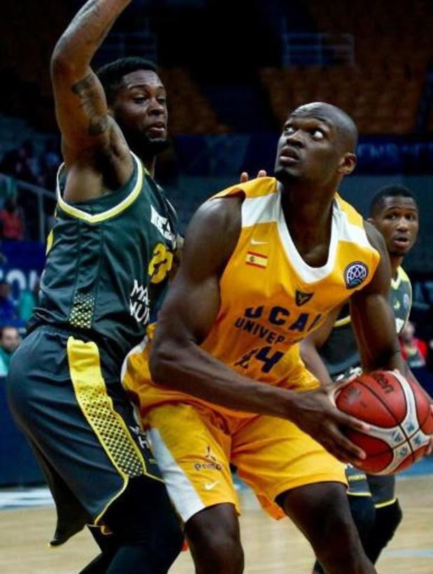 Belgian Lions - L'international belge Kevin Tumba s'engage avec Rhodes en Grèce