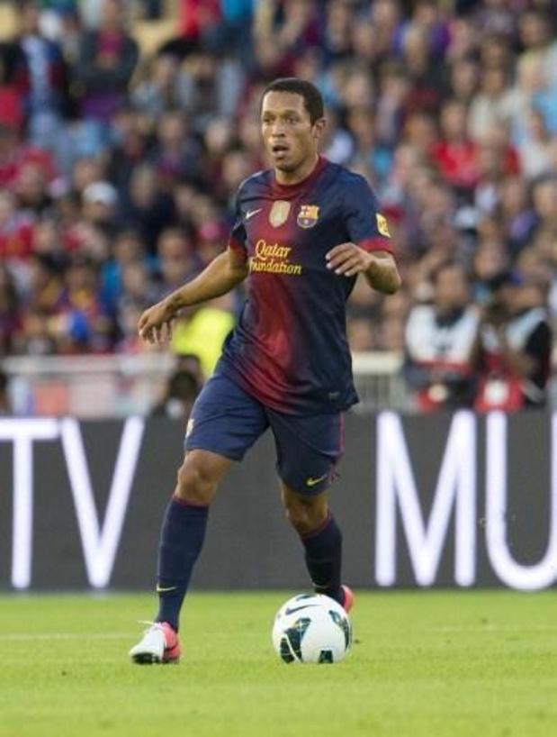 Le Brésilien Adriano signe à Eupen