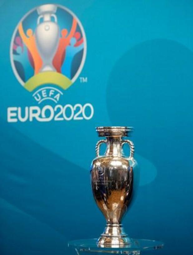 Euro 2020 - Adidas a présenté Uniforia, le ballon officiel de l'Euro 2020
