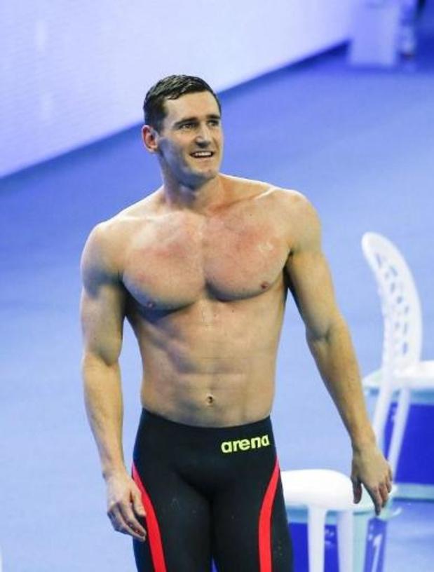 """Cameron van der Burgh, champion olympique infecté: """"Le Covid-19 n'est pas une blague"""""""