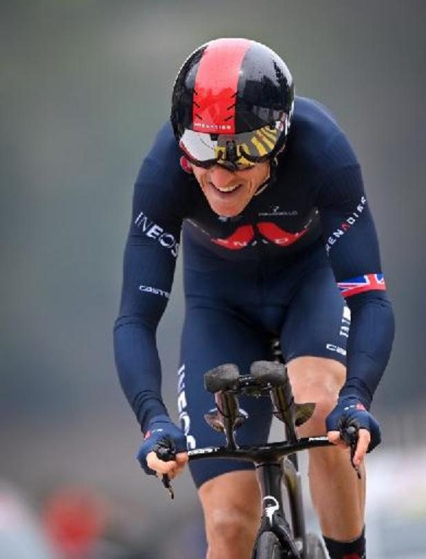 Ronde van Romandië: Geraint Thomas pakt eindzege, Rémi Cavagna wint slottijdrit