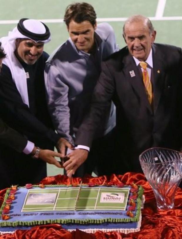 """Pour le directeur du tournoi de Dubaï, """"c'est un grand honneur d'accueillir Kim Clijsters"""""""