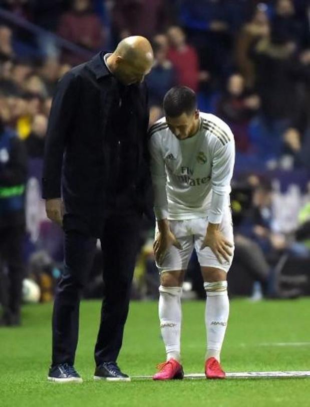 """Zinedine Zidane : """"Je ne vais être entraîneur pendant 20 ans"""""""