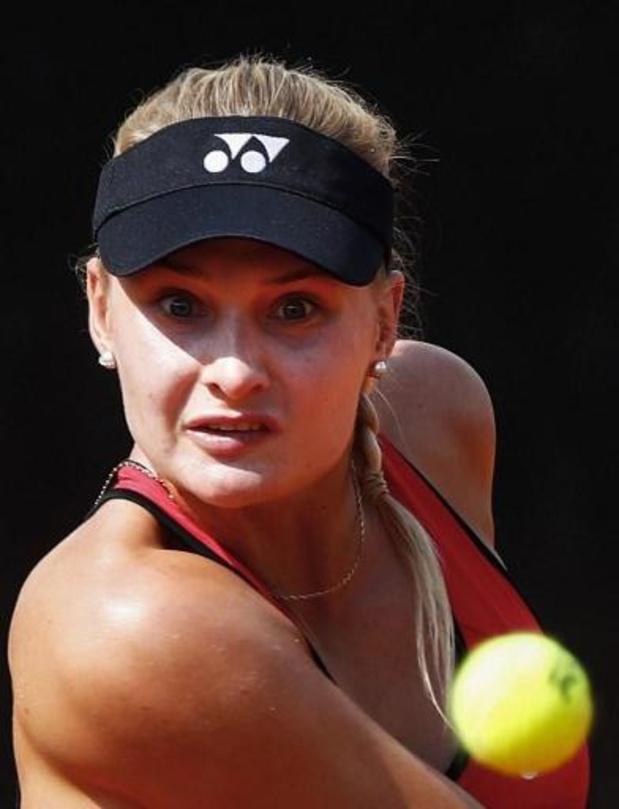 Tennisster Dayana Yastremska (WTA-29) geschorst na positieve dopingtest