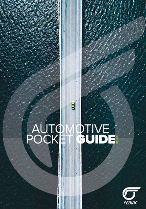 Febiac présente l'Automotive Pocket Guide