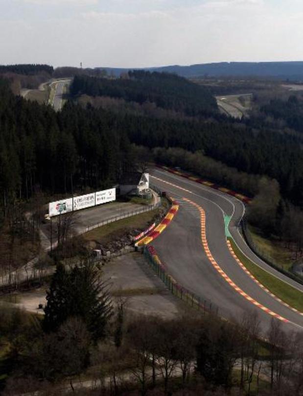 Le Grand Prix de Spa-Francorchamps peut se dérouler à huis clos le 30 août