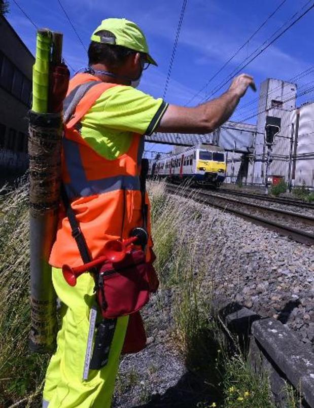 La Wallonie accorde une dérogation à Infrabel pour l'utilisation de pesticides