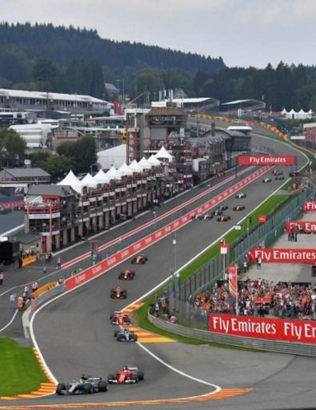 """Organisator Spa Grand Prix: """"Grote Prijs zal in de komende dagen helemaal afgerond worden"""""""