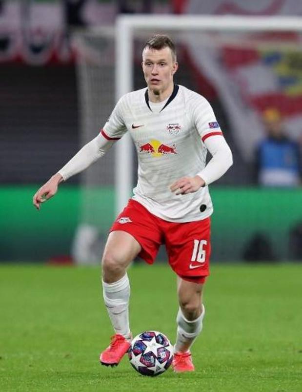 RB Leipzig prolonge le contrat de son international Klostermann jusqu'en 2024