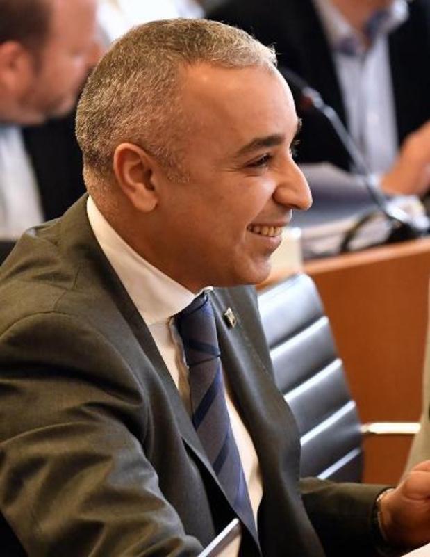 Emin Özkara nam al lang geen deel meer aan fractievergaderingen