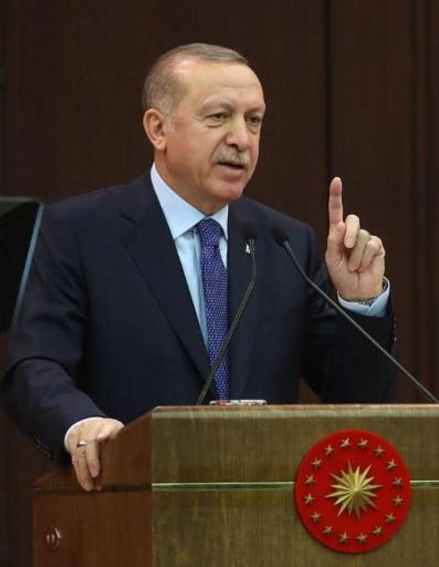 """Ankara prendra les """"mesures nécessaires"""" pour soutenir le gouvernement de Tripoli"""