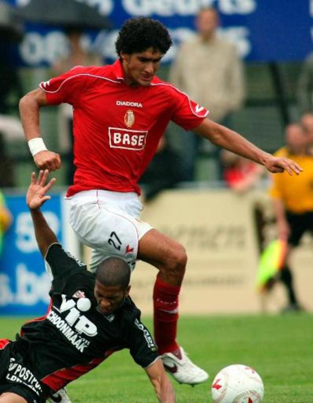 Marouane Fellaini prête trois millions d'euros au Standard