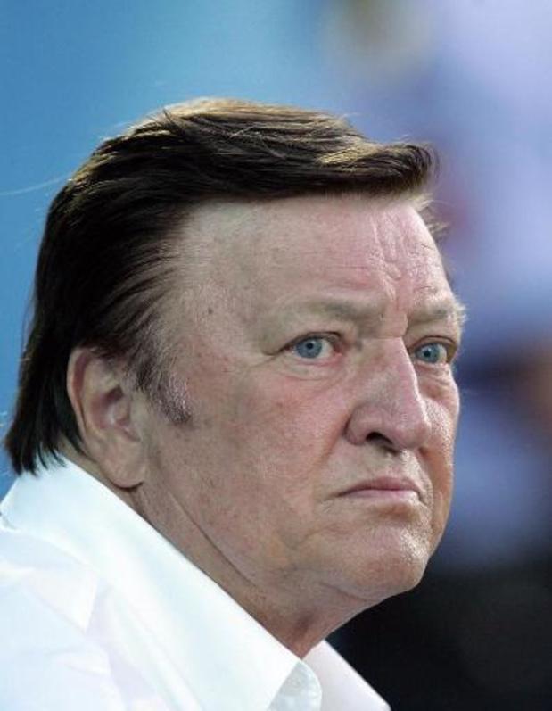 Voormalige Oostenrijkse en Kroatische bondscoach Otto Baric overleden
