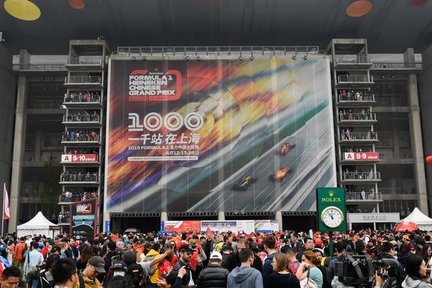 La Chine pourrait accueillir un deuxième Grand Prix