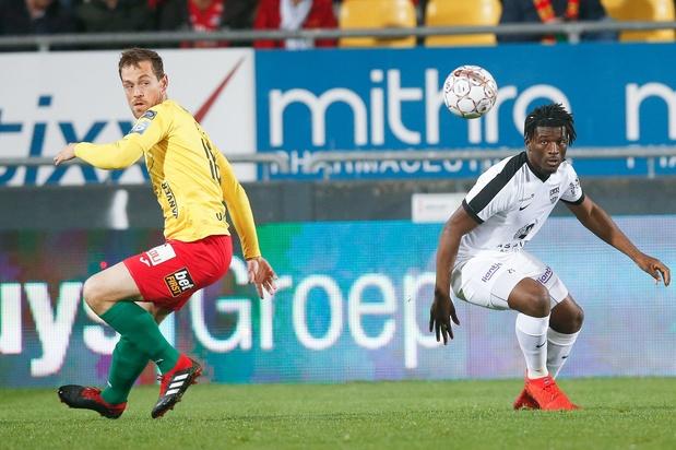 Rocky Bushiri de retour à Ostende dès la saison prochaine