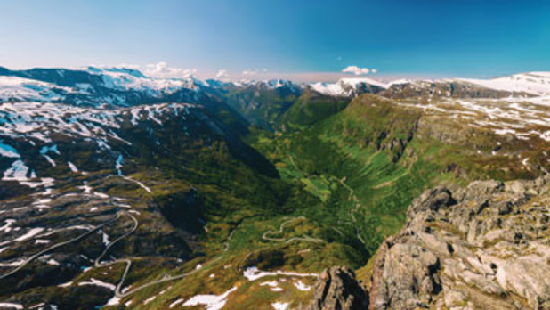 Cap Nord, îles Lofoten et fjords