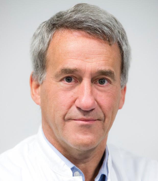 Frank Vermassen volgt Renaat Peleman op als hoofdarts UZ Gent