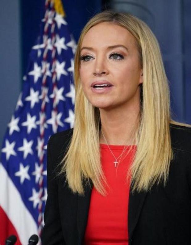"""Capitool bestormd - Witte Huis veroordeelt bestorming Capitool """"in sterkst mogelijk bewoordingen"""""""