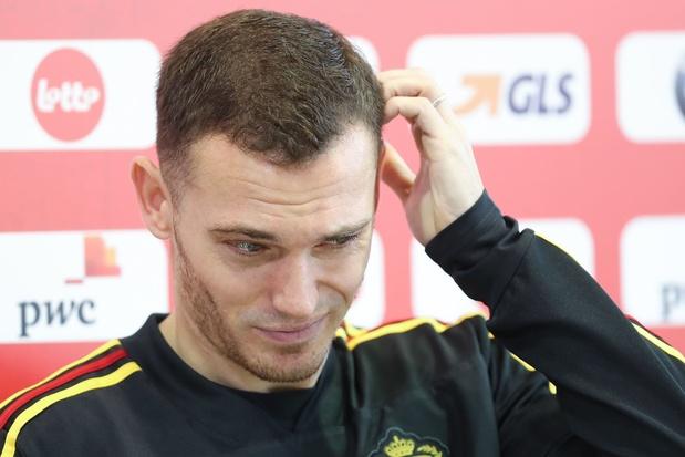 Vermaelen non retenu avec le Barça