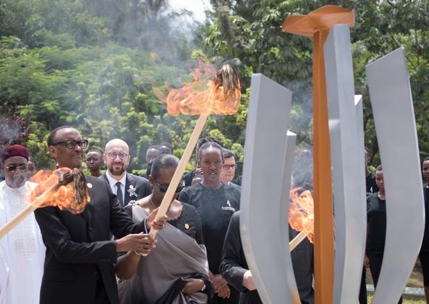 Premier Michel: 'België draagt deel van verantwoordelijkheid in Rwandese genocide'