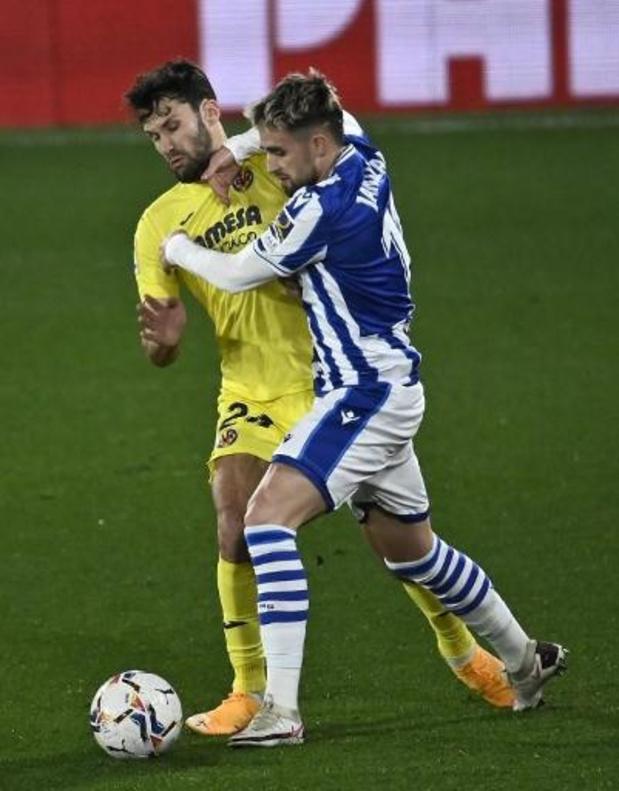 Belgen in het buitenland - Januzaj gaat met Real Sociedad zwaar onderuit tegen ex-club Manchester United