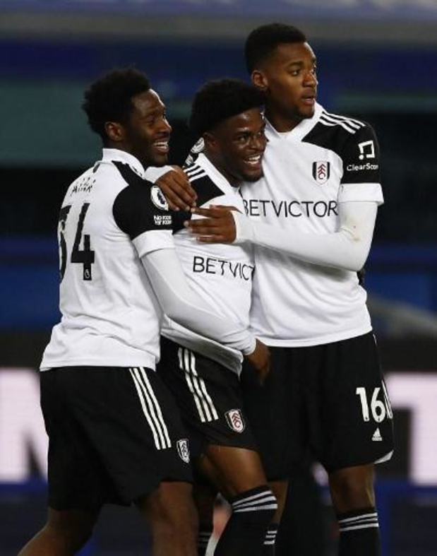 Belgen in het buitenland - Fulham pakt verrassende driepunter op bezoek bij Everton