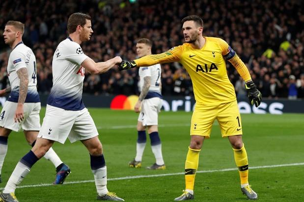 Hugo Lloris de retour à l'entraînement à Tottenham 3 mois et demi après sa blessure