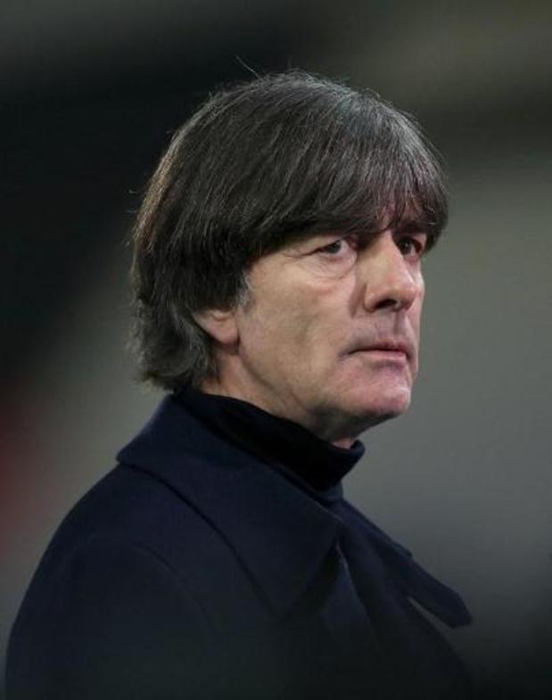 Duitse voetbalbond overlegt met Joachim Löw over toekomst