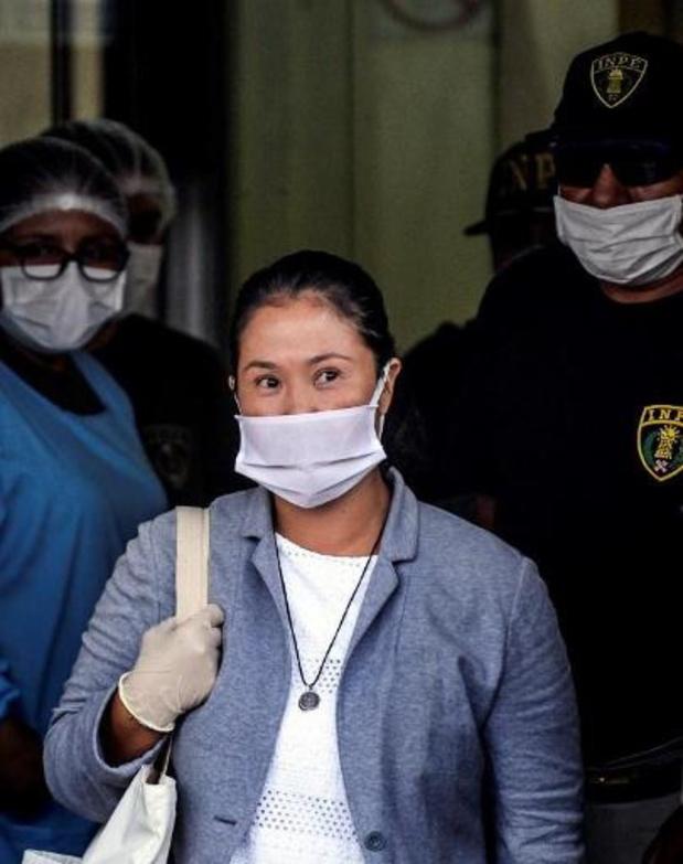 Pérou: assignée à résidence, Keiko Fujimori annonce son retour en politique