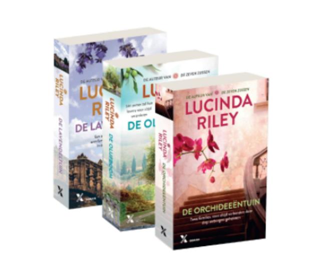 Lucinda Riley, de populairste romanschrijfster van nu