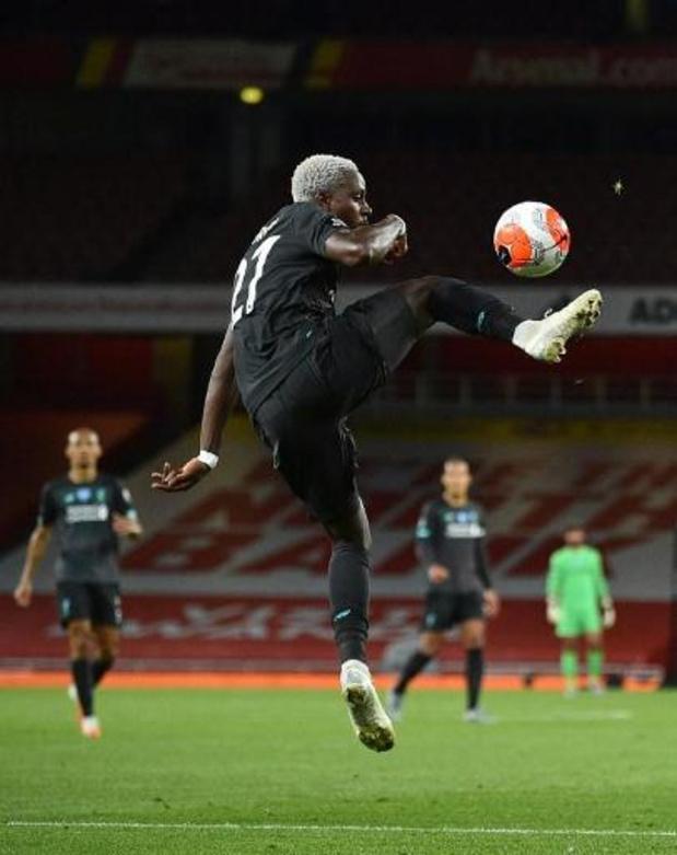 Les Belges à l'étranger - Liverpool s'incline à Arsenal malgré Divock Origi en fin de match