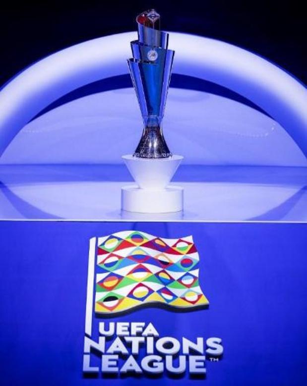 Ligue des Nations - Qui de la France, l'Italie ou l'Espagne sera l'adversaire des Diables Rouges en demie ?