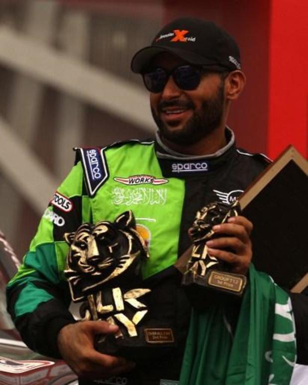 Victoire du Saoudien Al Rahji en auto, Stéphane Peterhansel toujours solide leader