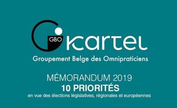 Les priorités du GBO pour les élections