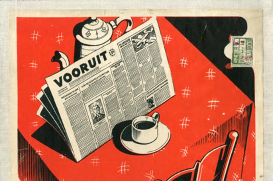 Toen Vooruit nog een dagblad was: 'Socialisten waren in die tijd behoorlijk preuts'