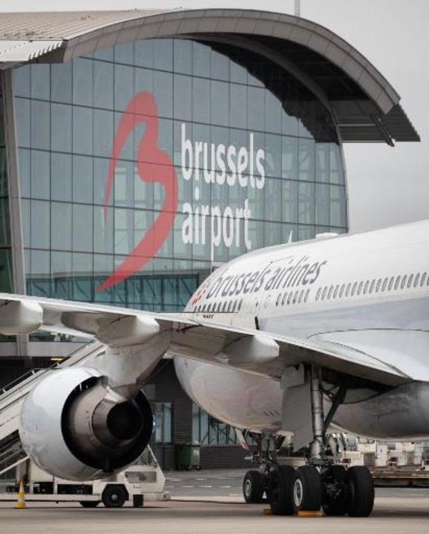 Coronavirus - Le secteur aéronautique belge demande à l'État une aide d'un demi-milliard d'euros