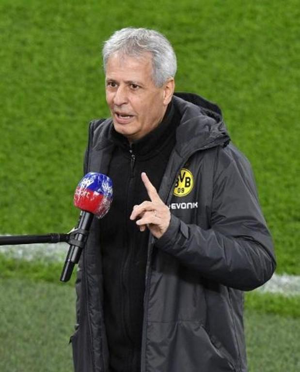 Lucien Favre ne sous-estime pas le Club Bruges